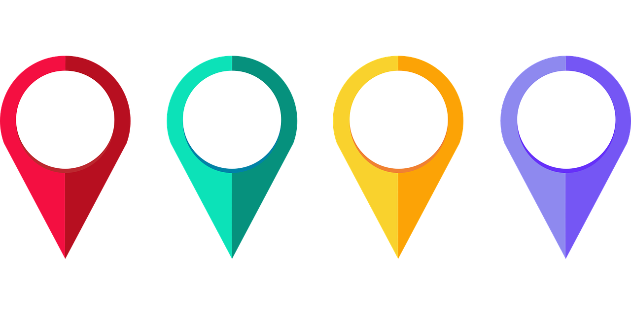 location, position, icon
