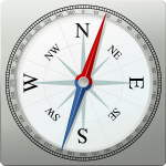 compass, east, north